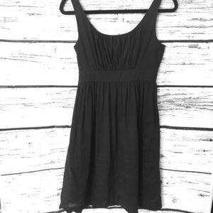 Lands' End Canvas sleeveless dress. Navy. Size 4